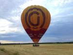 Exceptionele ballon vaart in de regio Nederweert op zondag 12 augustus 2018