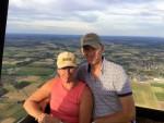 Bijzondere heteluchtballonvaart boven de regio Nederweert op zondag 12 augustus 2018