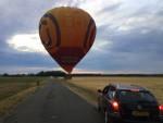 Magische ballonvaart vanaf startlocatie Nederweert op zondag 12 augustus 2018