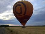 Uitzonderlijke ballonvlucht vanaf startlocatie Nederweert op zondag 12 augustus 2018
