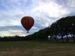 Mooie ballon vaart in Nederweert op zondag 12 augustus 2018