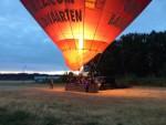 Uitstekende ballonvlucht in Tilburg op zondag 12 augustus 2018