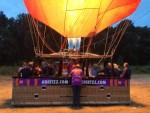 Onovertroffen ballonvaart in de omgeving Tilburg op zondag 12 augustus 2018