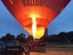 Geweldige heteluchtballonvaart over de regio Tilburg op zondag 12 augustus 2018