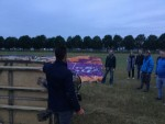 Uitstekende luchtballon vaart omgeving Zwolle op zondag 12 augustus 2018
