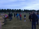Relaxte ballonvaart in de omgeving Zwolle op zondag 12 augustus 2018