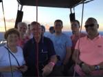 Buitengewone luchtballonvaart opgestegen op startlocatie Beesd zondag 15 juli 2018