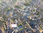 Waanzinnige ballon vlucht in Hengelo zondag 15 juli 2018