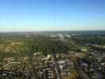Relaxte ballonvlucht vanaf startveld Hengelo zondag 15 juli 2018