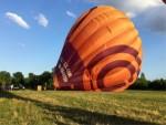 Exceptionele ballonvaart gestart op opstijglocatie Maastricht zondag 15 juli 2018