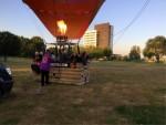 Betoverende heteluchtballonvaart in de omgeving Maastricht zondag 15 juli 2018