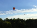 Voortreffelijke ballonvaart vanaf startveld Maastricht zondag 15 juli 2018