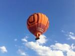 Te gekke ballon vlucht opgestegen op startlocatie Maastricht zondag 15 juli 2018