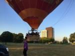 Schitterende ballonvaart over de regio Maastricht zondag 15 juli 2018