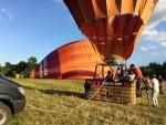 Bijzondere heteluchtballonvaart vanaf startlocatie Maastricht zondag 15 juli 2018