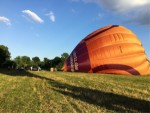 Verbluffende luchtballonvaart opgestegen in Maastricht zondag 15 juli 2018