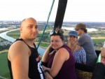 Te gekke ballonvaart gestart op opstijglocatie Thorn zondag 15 juli 2018