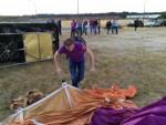 Uitmuntende ballonvaart vanaf opstijglocatie Tilburg zondag 15 juli 2018