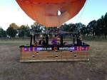 Onovertroffen ballon vlucht vanaf startveld Tilburg zondag 15 juli 2018