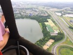 Betoverende ballon vlucht over de regio 's-hertogenbosch zondag 17 juni 2018