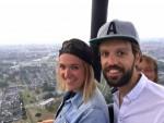 Unieke ballonvlucht opgestegen op opstijglocatie Enschede op zondag 19 augustus 2018