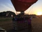 Bijzondere ballon vlucht startlocatie Tilburg op zondag 19 augustus 2018