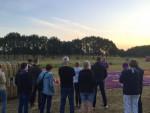 Magnifieke heteluchtballonvaart in de regio Tilburg op zondag 19 augustus 2018