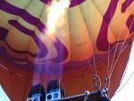 Spectaculaire ballon vlucht boven de regio Tilburg op zondag 19 augustus 2018
