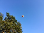Uitstekende ballon vaart vanaf startlocatie Almelo op zondag  2 september 2018