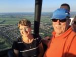 Fascinerende ballonvlucht boven de regio Almelo op zondag  2 september 2018