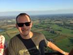 Weergaloze ballonvlucht opgestegen in Almelo op zondag  2 september 2018