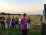 Verbluffende luchtballonvaart opgestegen op startlocatie Beesd op zondag  2 september 2018