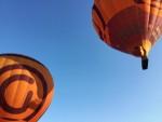 Schitterende ballonvaart startlocatie Beesd op zondag  2 september 2018
