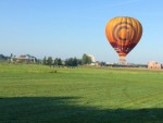 Geweldige ballon vlucht in de omgeving van Tilburg op zondag 2 september 2018