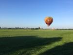 Unieke heteluchtballonvaart vanaf startlocatie Tilburg op zondag 2 september 2018