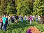 Grandioze heteluchtballonvaart vanaf startlocatie Beesd op zondag 2 september 2018