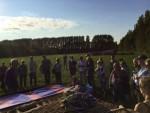 Unieke luchtballon vaart in de regio Beesd op zondag 2 september 2018