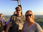 Fabuleuze heteluchtballonvaart vanaf opstijglocatie Beesd op zondag 2 september 2018