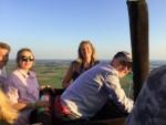 Perfecte ballonvaart startlocatie Beesd op zondag 2 september 2018