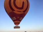 Uitstekende luchtballonvaart gestart op opstijglocatie Joure op zondag 2 september 2018