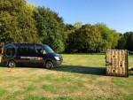 Overweldigende heteluchtballonvaart vanaf startlocatie Tilburg op zondag 2 september 2018
