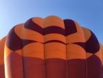 Verbluffende heteluchtballonvaart boven de regio Tilburg op zondag 2 september 2018