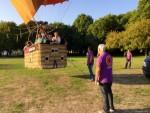Magische ballonvlucht vanaf startlocatie Tilburg op zondag 2 september 2018