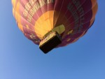 Buitengewone ballonvlucht gestart in Tilburg op zondag 2 september 2018