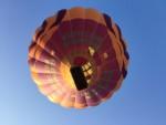 Onovertroffen luchtballon vaart vanaf startveld Tilburg op zondag 2 september 2018