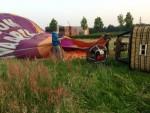 Onovertroffen luchtballonvaart gestart in Enschede zondag 20 mei 2018