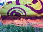 Comfortabele luchtballonvaart startlocatie Enschede zondag 20 mei 2018