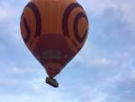 Uitzonderlijke heteluchtballonvaart vanaf opstijglocatie Joure zondag 20 mei 2018