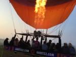 Super luchtballonvaart boven de regio Tilburg zondag 20 mei 2018