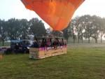 Formidabele ballonvaart gestart in Tilburg zondag 20 mei 2018